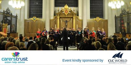 Carers Trust Christmas Concert 2019 tickets