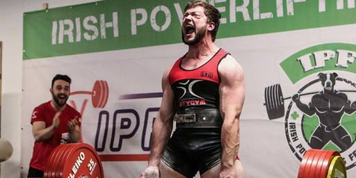 Powerlifting Workshop - Arthur Lynch