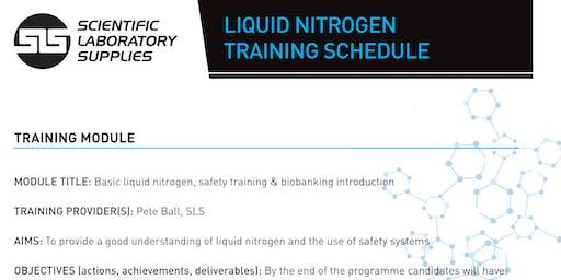 Lunch & Learn Liquid Nitrogen (SLS)