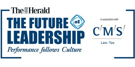 The Future of Leadership Business Breakfast in association with CMS tickets
