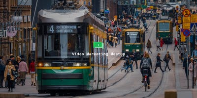 Video Marketing Meetup Helsinki (November 2019)