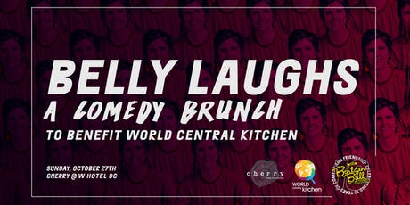 Bentzen Ball - Belly Laughs Brunch tickets