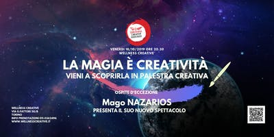 MAGO NAZARIOS IN WELLNESS CREATIVE