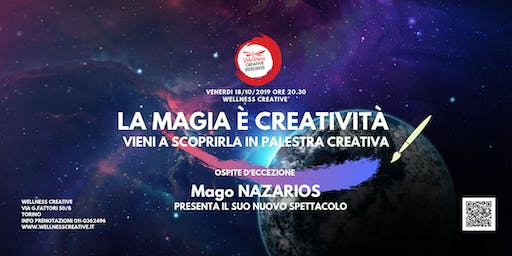MAGO NAZARIOS IN WELLNESS CREATIVE