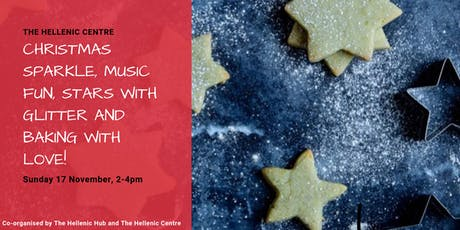 Christmas Sparkle, Music Fun, Stars with Glitter and Baking with Love! tickets