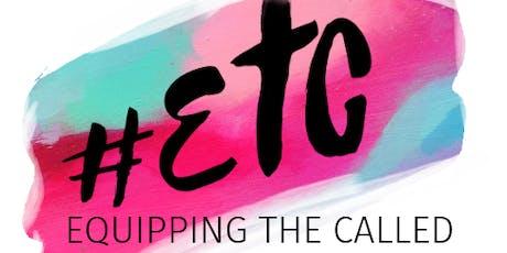 #ETC 2020: Discipleship tickets