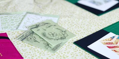 Tuesday Card Making Class with Claire Manning