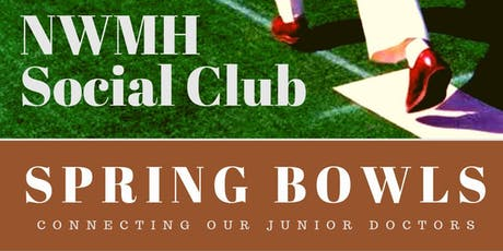 NWMH Spring Lawn Bowls tickets