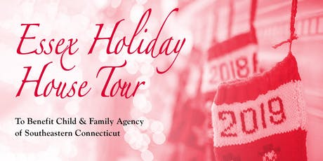 Essex Holiday House Tour and Holiday Market tickets