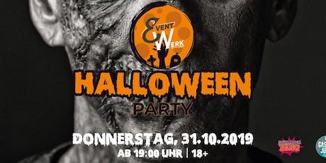 Halloween  die Zombie Apoklypse 2.0 Tickets