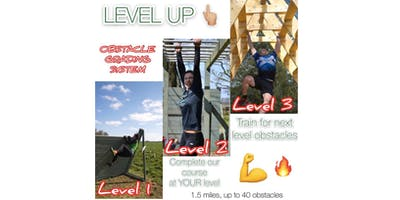 OCR Level Up Challenge November (All abilities)