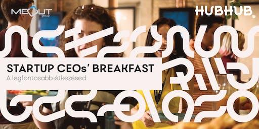 Startup CEOs' Breakfast