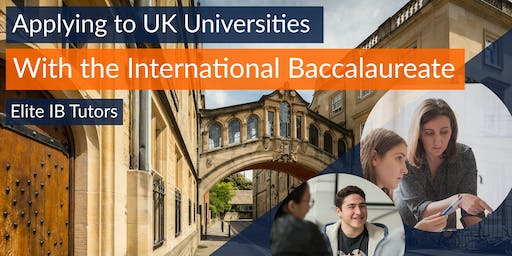 UCAS Day, Geneva: Choosing and Applying to Top UK Universities with the IB