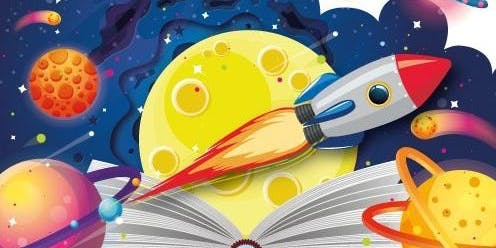 Story Explorers: Up, Up and Away, Kirkby-in-Ashfield Library