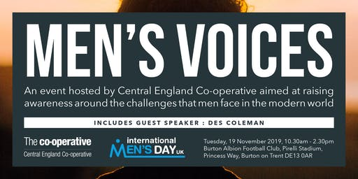 Central England Co-operative Men's Voices