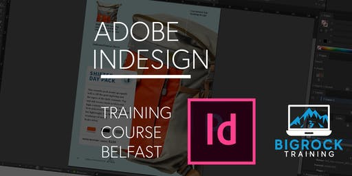 Adobe InDesign training course, Belfast