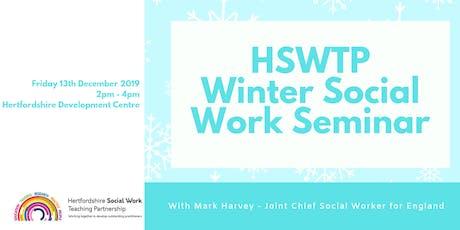 Winter Social Work Seminar tickets
