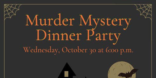 Murder Mystery Dinner at The Bungalow Club