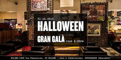 Gran Galà di Halloween 2019  ✆ 3355290025