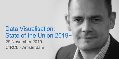 Andy Kirk: Data Visualisation: State of the Union 2019+ tickets