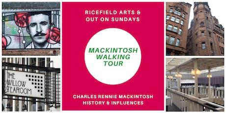 Mackintosh Walking Tour tickets