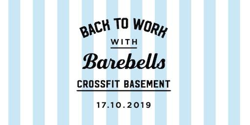 Barebells: CrossFit Basement