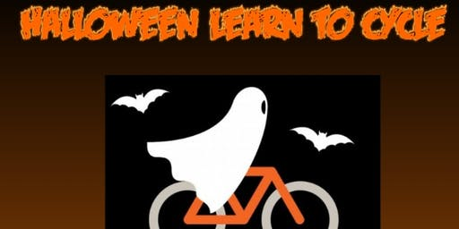 Halloween Learn to Cycle Camp