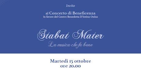 Stabat Mater: la Musica Che Fa Bene biglietti