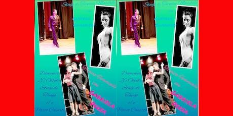 20 Ottobre 2019 Stage Di Tango Argentino a RC biglietti