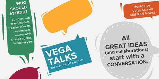 VEGA TALKS: 18 OCTOBER