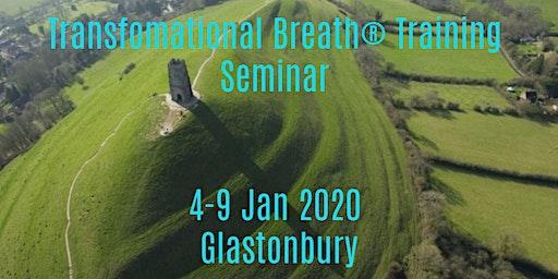 6-Day Residential Transformational Breath® Training Seminar