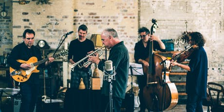 Jazz Steps Live at the Libraries: Chris Batchelor's Zoetic, Southwell Libra tickets