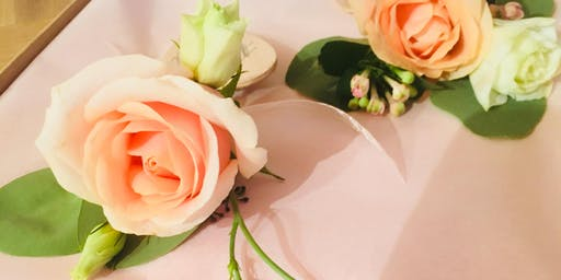 Wedding Party Flowers Workshop