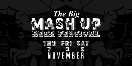The Big Mash Up Beer Festival 2019 tickets