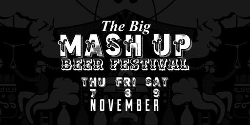 The Big Mash Up Beer Festival 2019