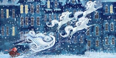 """Новогодняя Ёлка """"Снежная Королева"""" (2-5 лет -11.30; 6-12 лет -15.30) Hemel Hempstead"""