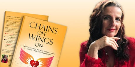 CHAINS OFF WINGS ON BOOK LAUNCH tickets