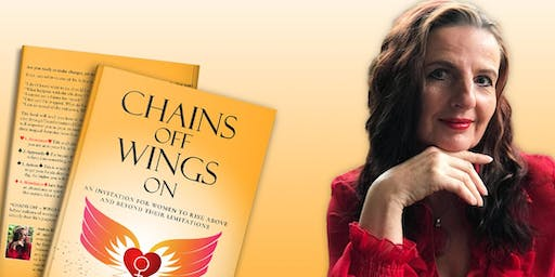 CHAINS OFF WINGS ON BOOK LAUNCH
