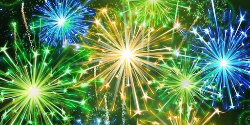 Saxon Family Fireworks