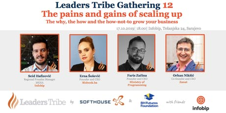 Leaders Tribe Gathering 12: The pains and gains of scaling up tickets