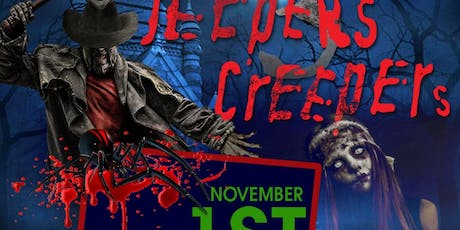 Jeepers Creepers tickets