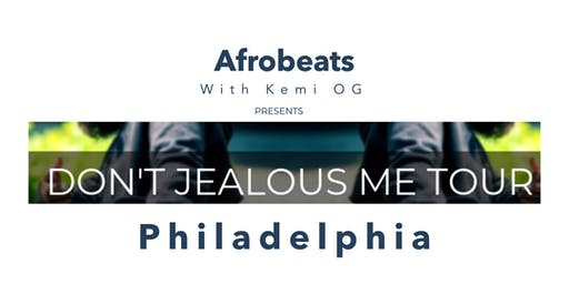Don't Jealous Me Tour Philly: Beginner Dance Workshop for a Cause