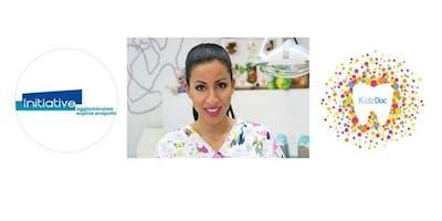 Venez à la rencontre du Dr. Mona Moussalli créatrice de KidzDoc