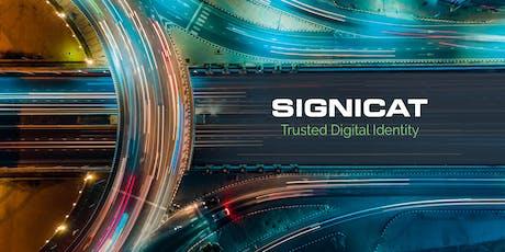 Signicat Digital Identity Breakfast tickets