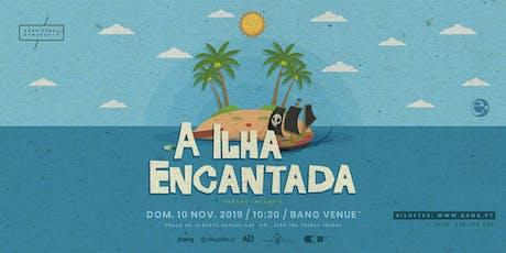 Teatro Infantil | A ILHA ENCANTADA bilhetes
