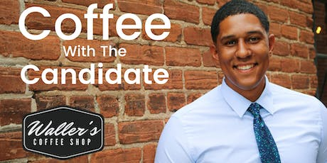 Coffee with the Candidate: William Haston, GA-4 tickets