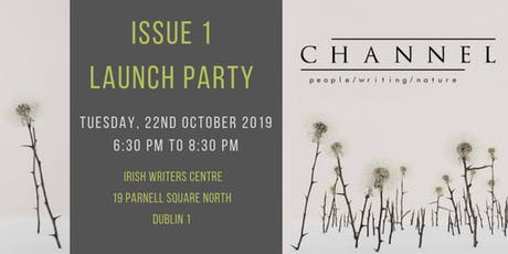 Channel Issue 1 Launch Party tickets