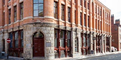 Explore the Grade II Listed New Standard Works, Jewellery Quarter Birmingham