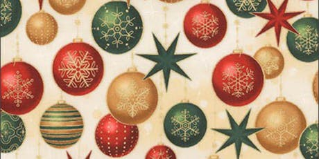 Cirencester Library - Christmas decoration Craft tickets