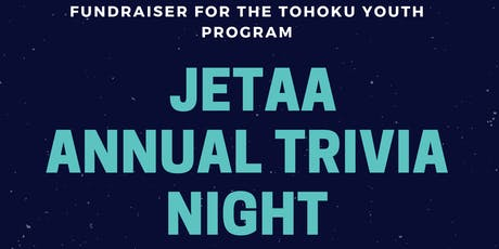 JETAA Trivia Night 2019 tickets